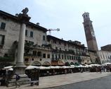 Werona - Piazza delle Erbe