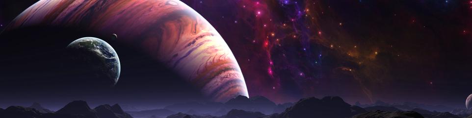Wiersze I Opowiadania W Przestrzeni Kosmicznej