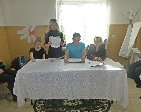 Walne Zebranie Członków Stowarzyszenia Przyjaciół Domu Dziecka w Pawłówce w dniu 06.05.2016