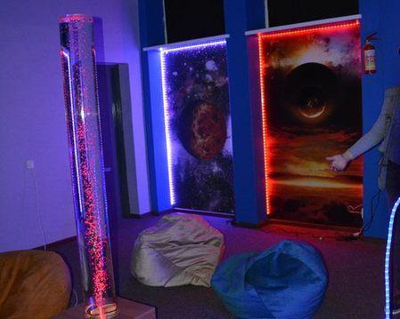 Już działa Sala Doświadczania Świata w Domu Dziecka w Pawłówce