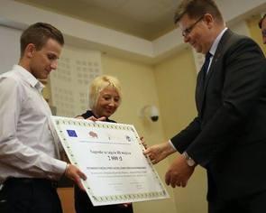 III miejsce w Wojewódzkiej Olimpadzie Aktywności Wiejskiej