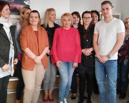 VI Walne Zebranie Członków Stowarzyszenia Przyjaciół Domu Dziecka w Pawłówce