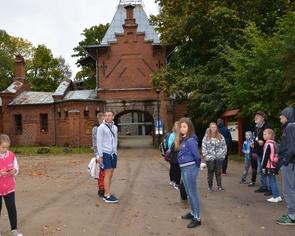 Z wizytą w Białowieży - 2018