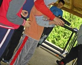 Strzelanie z pistoletu