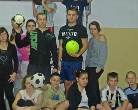 Zajęcia sportowe - Wyrównywanie szans edukacyjnych