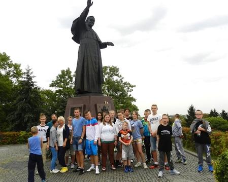 Wycieczka do Częstochowy dnia 16.09.2015 roku
