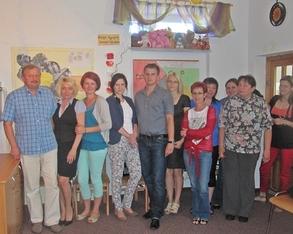 Człokowie Stowarzyszenia Przyjaciół Domu Dziecka w Pawłówce