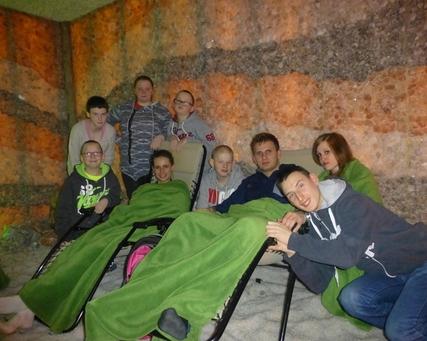 Orgaznizacja ferii zimowych 2015 - wyjazd do Aquaparku w  Suwałkach