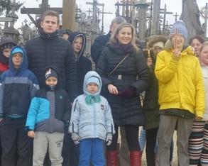 Wycieczka Szwle - Kłajpeda - Pałąga  zorganizowana w dniu 14 marca 2015 roku przez Stowarzyszenie Przyjaciół Domu Dziecka w Pawłówce