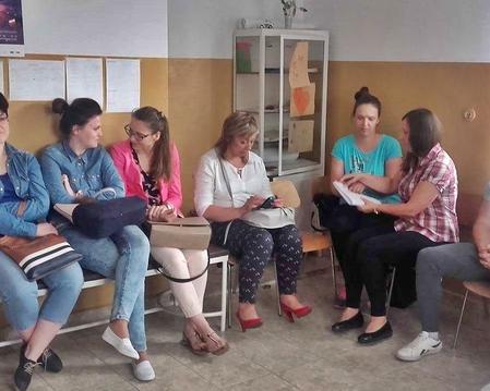Walne Zebranie Członków Stowarzyszenia Przyjaciół Domu Dziecka w Pawłówce w dniu 09.06.2017