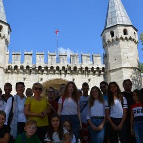 Wycieczka do Rumunii, Bułgarii i Turcji realizowana w dniach 5-11 września 2019 roku