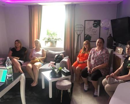 Walne Zgromadzenie Członków Stowarzyszenia Przyjaciół Domu Dziecka w Pawłówce w dniu 25 czerwca 2021 roku