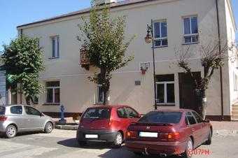 Budynek w którym urodził Messing- Góra Kalwaria