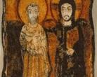 """Wyróżnienie Centralnego Muzeum Włókiennictwa Joanna Gierczak, Jarosław """"Jezus z przyjacielem"""""""