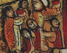 "wzór ""Scenki biblijne"" część 4"