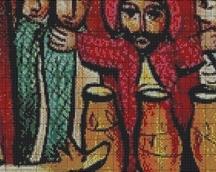 "wzór ""Scenki biblijne"" część 5"