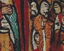 "wzór ""Scenki biblijne"" część 6"