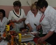 Dziedzictwo kulinarne 2008  w Wojsławiu
