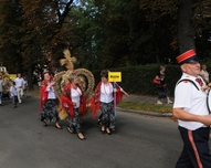 KGW Wojsław na Dożynkach Gminnych - 2011 w Grodkowie