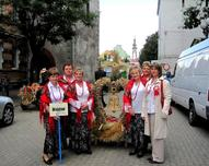 KGW Wojsław - Dożynki Gminne - Grodków 2010