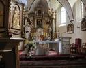 Wojsław Kościół- wnętrze