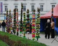 Na Jarmarku Wielkanocnym - Grodków 2011