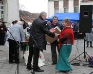 Jarmark wielkanocny -Grodków 2010