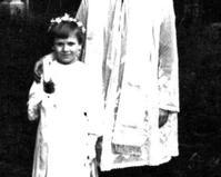 Jolanta Kliś i ks.Sinka