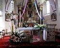 Wojsław Kościół - ołtarz główny