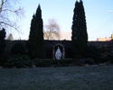 Cmentarz przykościelny - Wojsław