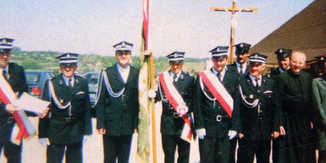 W roku 2002 Kapelanem OSP został o Konrad Duk (obecnie proboszcz w Rybniku),