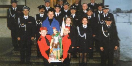 W roku 2002 w szeregi OSP wstąpił obecny burmistrz Wieliczki Artur Kozioł.