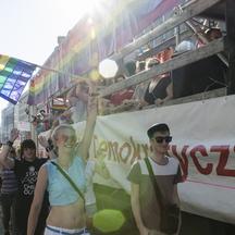 Parada równości 2015 Warszawa