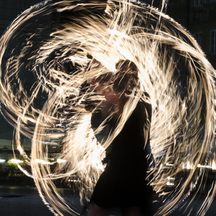 fire show, Ela Fragles 14.06.15 Warszawa