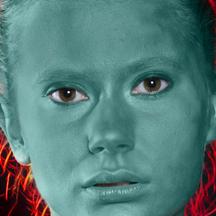 Kinga Wilk,  Make up - Paulina Skwarek