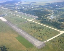 lotnisko Krzywa