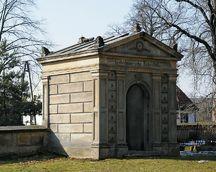 Kaplica grobowa, mauzoleum rodziny Kretschmer