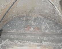 fresk z wnętrza grobowca