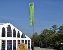 Dzień otwarty nowej obory na Fermie w Niechłodzie