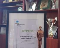 """wręczenia prestiżowej nagrody w konkursie """"Innowacyjny Rolnik"""""""