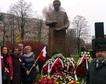 2018 r. - Odsłonięcie pomnika I. Daszyńskiego