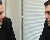 Aleksis Cipras i Panos Kamenos