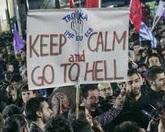Nie dla Trojki! - Świętowanie zwycięstwa SYRIZY