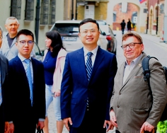 "Promocja książki Sylwestra Szafarza:  ""Ewolucja BRICS"""