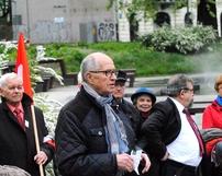 1 Maja 2016 na pl. Grzybowskim
