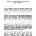 Uchwały i Stanowiska PPS (2012-2015)- s.31