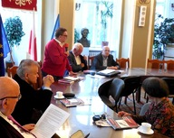 10 września 2019 - spotkanie sygnatariuszy Porozumienia Socjalistów