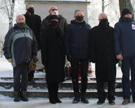 Lewica uczciła 76. rocznicę wyzwolenia Piotrkowa
