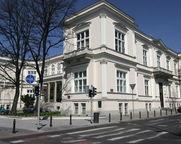 Siedziba Domu Związku Kombatantów RP i BWP - Pałacyk Rembielińskiego