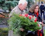 7 listopada 2019 - Spotkanie pod Pomnikiem Ignacego Daszyńskiego